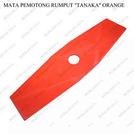 Mata Pemotong Rumput TANAKA Orange