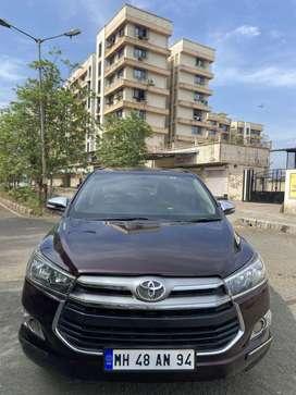 Toyota Innova Crysta 2.8 GX AT, 2016, Diesel