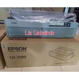 Epson LQ 2190 Usb paralel - LIEASurabaya