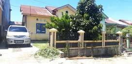 Rumah dikontrakkan atau dijual, fasilitas sumur bor