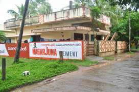 Road side building  beside sai baba temple very good place
