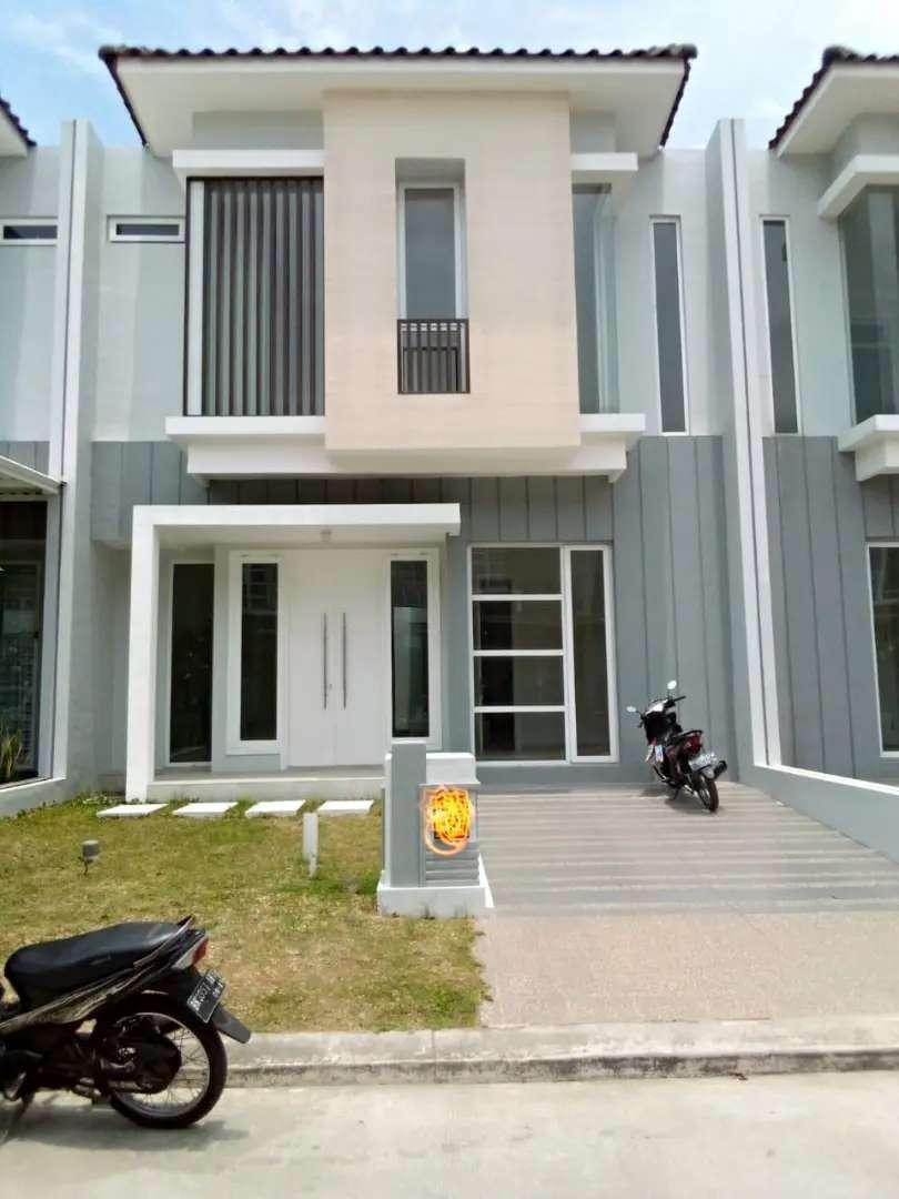 Disewakan Villa baru Citraland Gama City Medan