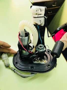 KTM bike fuel pumps fuel injectors ECM units throttle and all parts