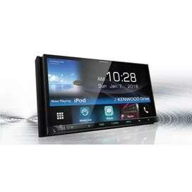 Kenwood ddx 7019 BT tv mobil dvd usb 7 in double 2 din