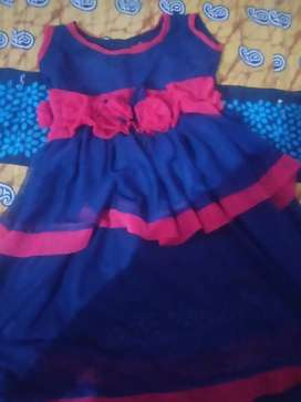 Best party wear baby frock