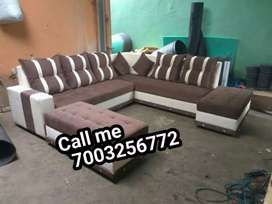 U shape sectional sofa