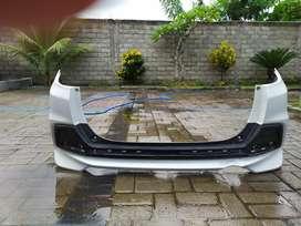 Bumper belakang mobilio rs
