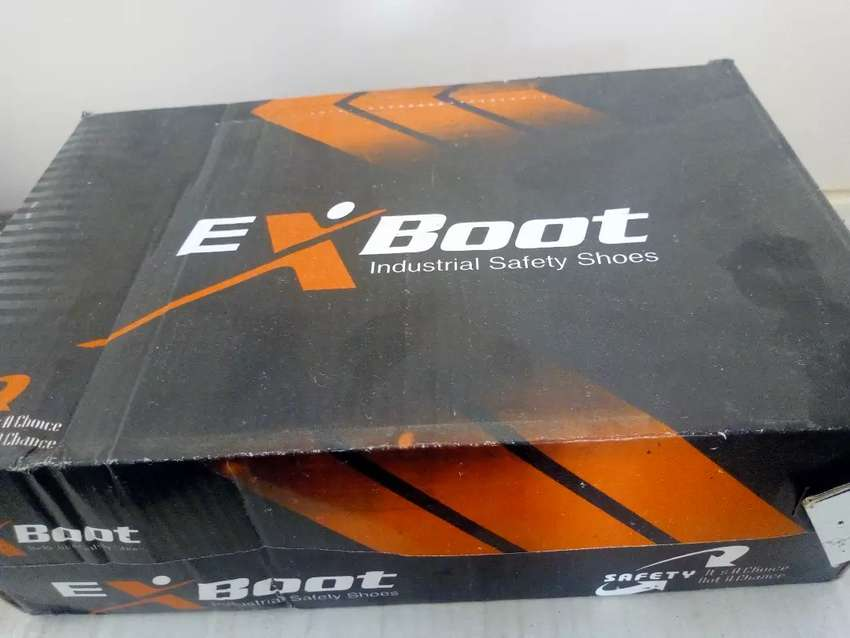 Ex Boot Safety shoes 0