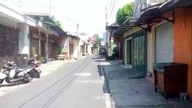 Ruko&rumah 199Mt, area kampung batik laweyan, solo