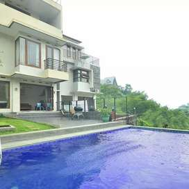 Sewa villa harian private pool