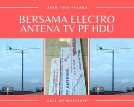 Pusat teknisi pasang signal antena tv terbaik