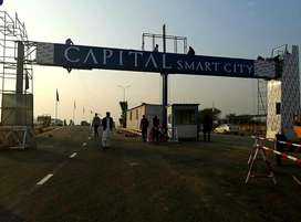Limited time offer capital smart city 5 Marla plots on easy instalment