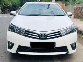 Toyota Corolla Altis VL AT Petrol, 2015, Petrol