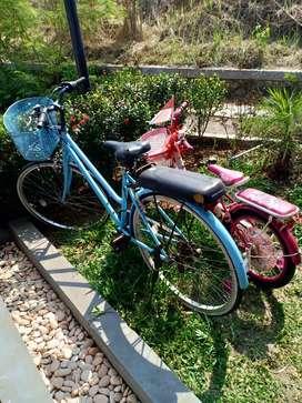 Sepeda mini polygon