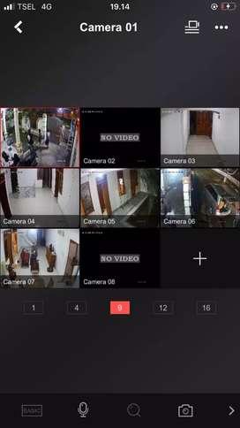 PAKET CCTV MURAH PLUS INSTALASI BISA PANTAU 24 JAM
