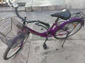 Ladies cycle