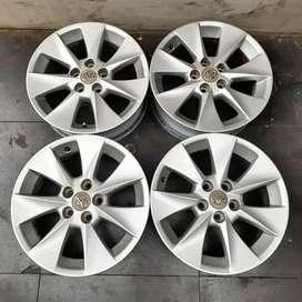 Velg Ring 17 OEM Toyota Alphard murah istimewa Ertiga, Rush, Innova