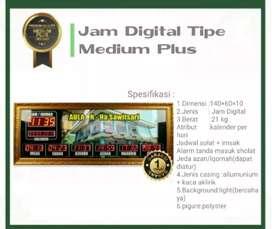 Jual Jam Tipe Medium Plus, Best Quality, Harga Terjangkau