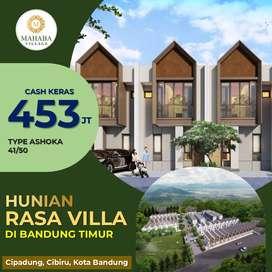 Dijual Rumah Villa Termurah di Kota Bandung Dekat UIN Bandung