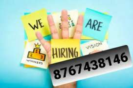 No age limits,no investments anyone can jointhis part time jobs