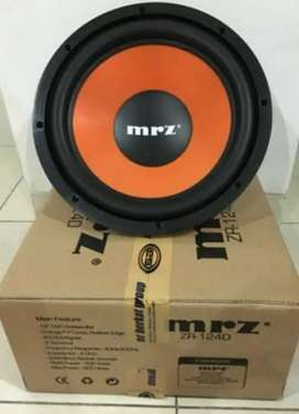 Subwoofer 12 inch MRZ double coil