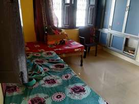 One room with double bed