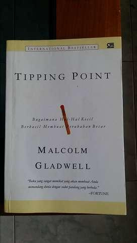 Buku Pengembangan Diri Tipping Point dari Malcolm Gladwell