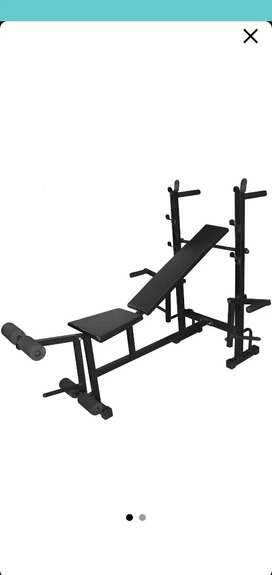 The all in one machine for workout