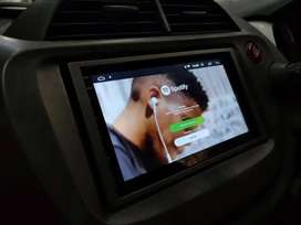Headunit Android Suzuki Ertiga, Ignis Lengkap Maps YouTube Spotify