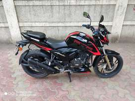 TVS Apache 200 ABS Single Owner Model 2019 EMI OPTION AVAILABLE