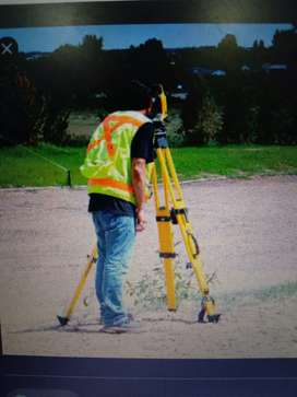 Site engineer and Drafts man with survey experience