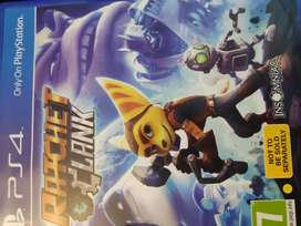 Ratchet Clank PS4 game cheap 400