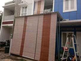 Tirai kayu krey kayu pvc 28