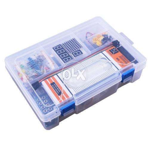 Arduino Complete Learning Kit With Plastic Box 0