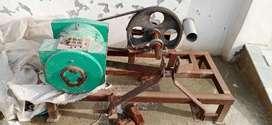 Generator for water pump motors
