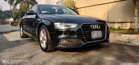 Audi A4 S Line package 2015