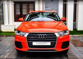 Audi Q3 2.0 TDI quattro Premium Plus, 2015, Diesel