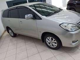 For Sale Innova Tipe V 2.5 Diesel Matic 2008 Pajak Panjang