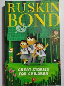 Great Stories for Children by Ruskin Bond