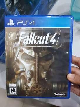 Kaset PS 4 Fallout Bethesda