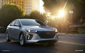 Hyundai Ioniq Hybrid-2019 .. Drive your car