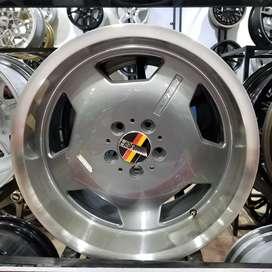Velg Pelek Mobil Mercy R18x8/9 H5x112 Et40/35 Innova,Ertiga,Crv,Hrv