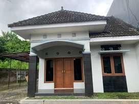 Rumah Murah Semi Furnish dlm Perumahan di Depok dkt Banyak Kampus