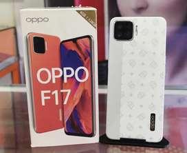 OPPO F17 WHITE