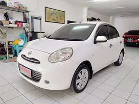 Nissan March Automatic Putih 2012#Nissan#March#NissanMarch
