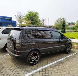 Chevrolet Zafira Limited Ganteng