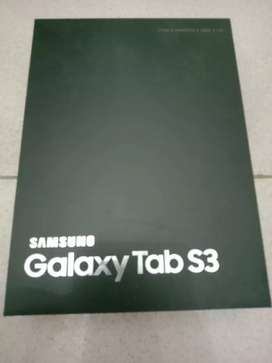 TABLET COMPUTER SAMSUNG GALAXY TAB S3 PLUS KEYBOARD