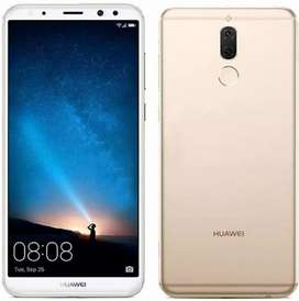 HUAWEI Mate 10 lite, (Golden)  4GB RAM 64 GB ROOM