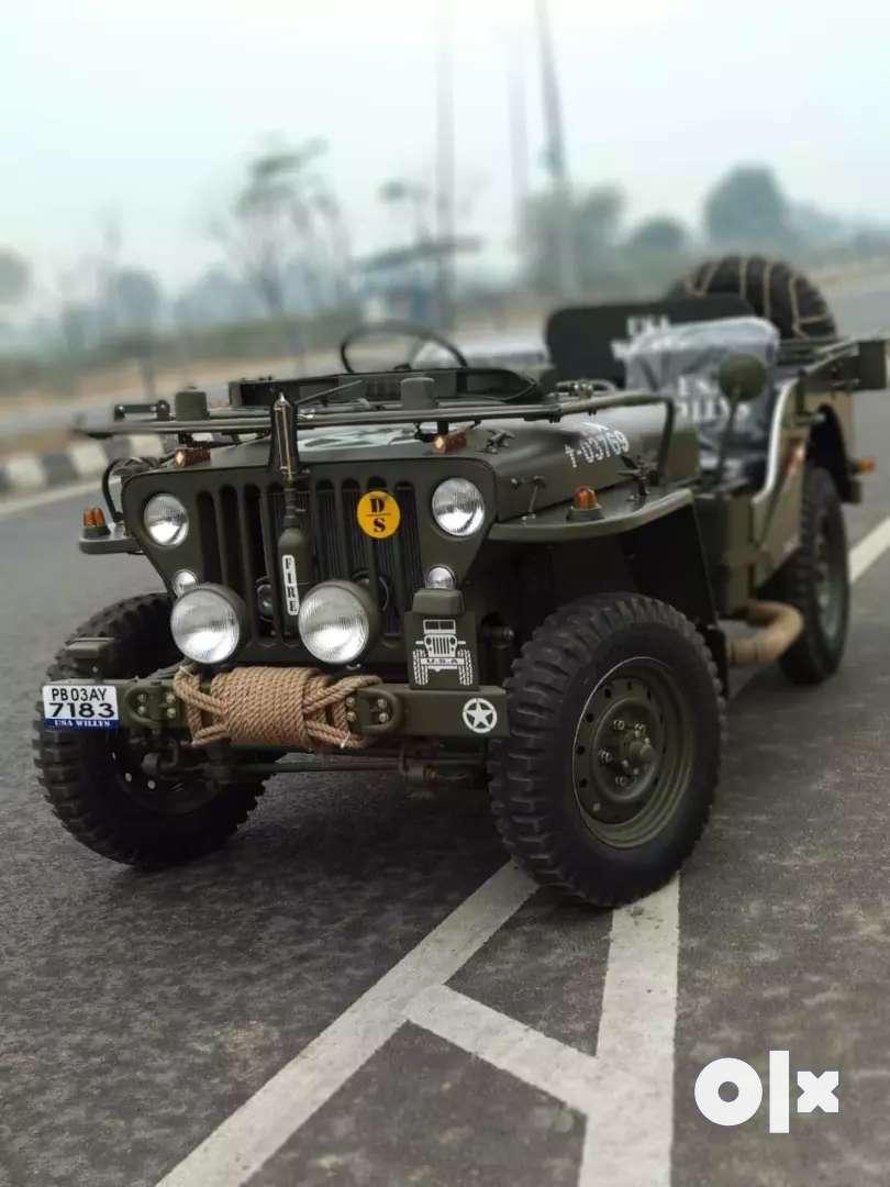 Gora jeep modification 0