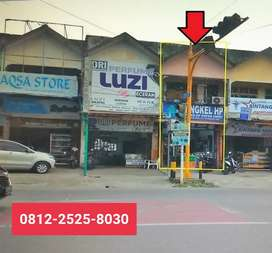 Ruko murah luas tepi jl raya Baiturrahman Banda aceh